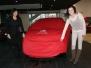 Výherkyně auta za rok 2012